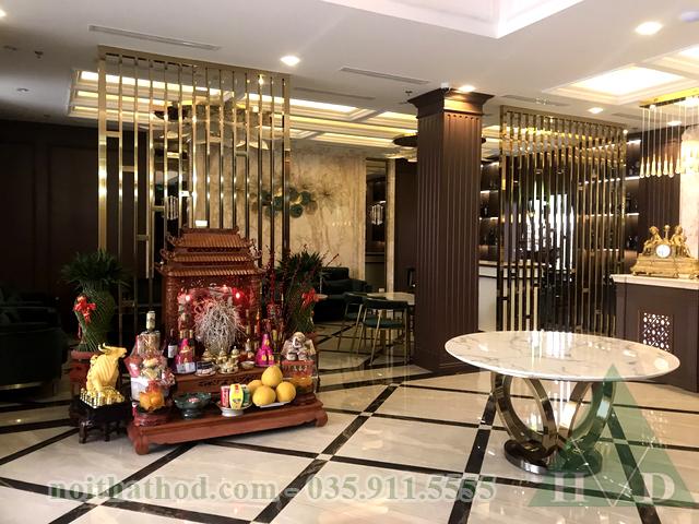 Nội thất Nhà hàng - Khách sạn 2