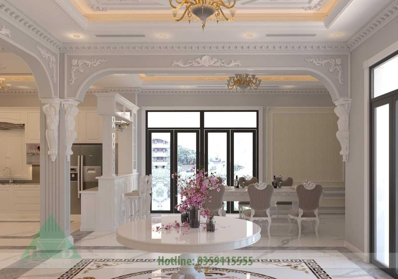 Thiết kế nội thất nhà Chị Hải Tulip7-92 Vinhomes