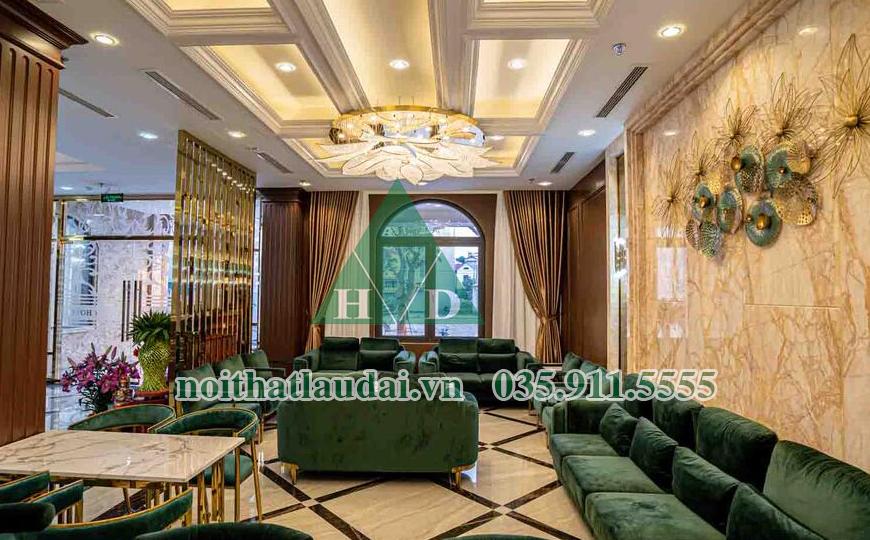 Nội thất Nhà hàng - Khách sạn 3