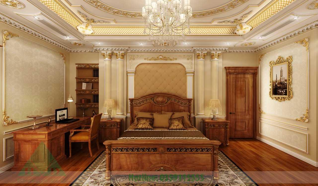 Thiết kế nội thất biệt thự Hà Nội 1