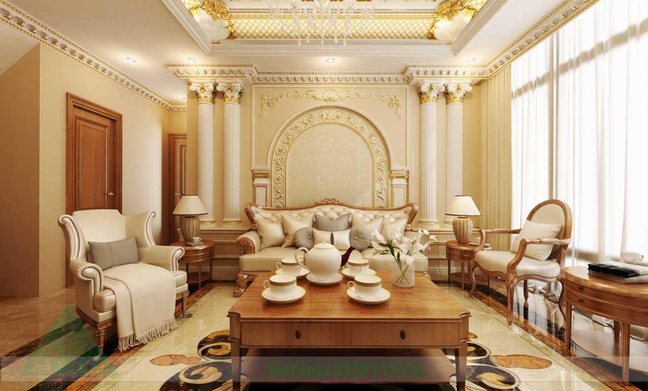 Thiết kế nội thất biệt thự Hà Nội 3