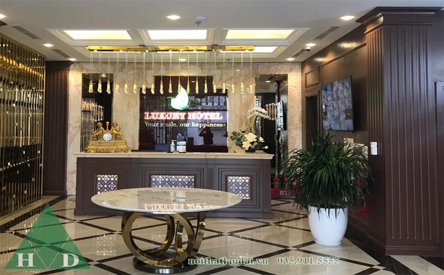 Nội thất Nhà hàng - Khách sạn 1