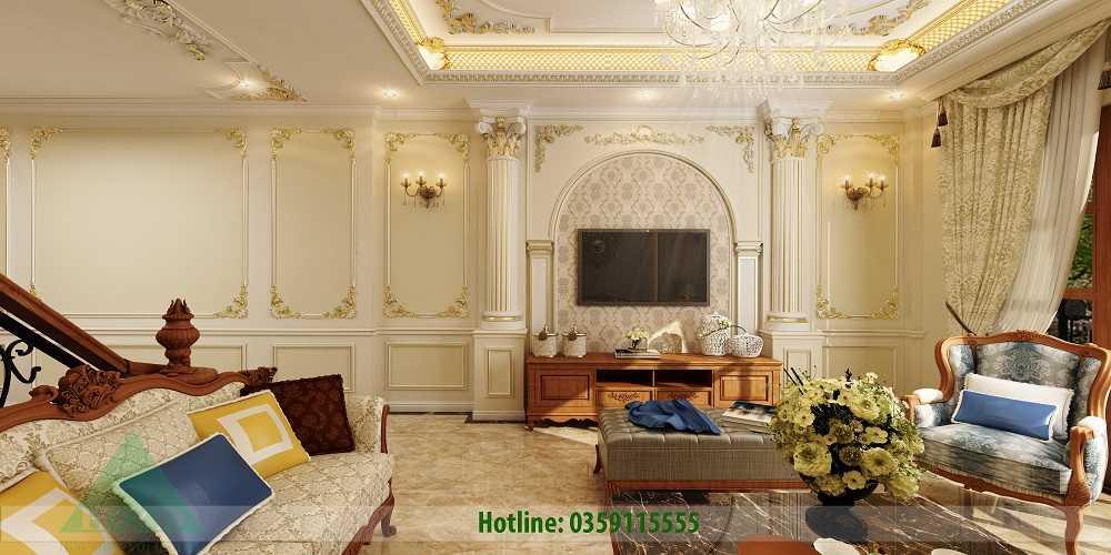 Thiết kế nội thất Hải Dương